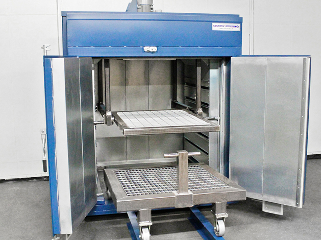 Modular chamber ovens for flexible and versatile production