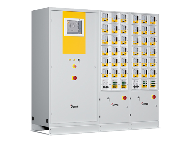 Ohjauskeskus Gema OptiFlex A2