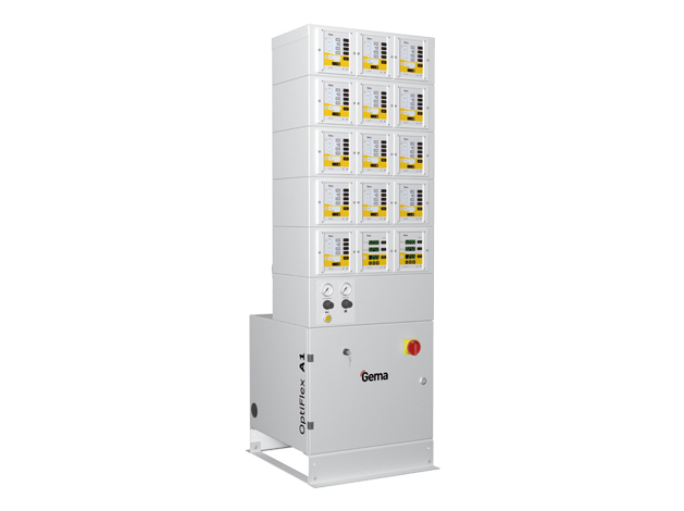Ohjauskeskus Gema OptiFlex A1